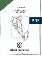 Estandar de Estructuras Metalicas Sigdo Koppers