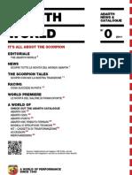 Abarth World - News and Catalogue n° 0/2011