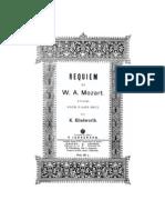 W.a.mozart - Requiem KV626 Piano