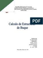 Cuestionario de cálculo de estructuras