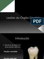 Lesões_do_Órgão_Dentário