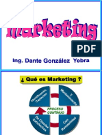 Marketing Conceptos y Estrategias