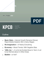 KPCB Internet Trends - 2012