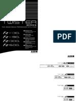 F2-300 Anleitung