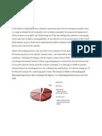 Hotel Industry - Report Final Final