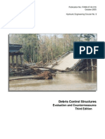 Hydraulic Engineering Circular No. 9 - Debris Control Structures Evaluation and Countermeasures