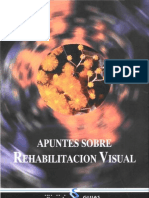 rehabilitación visual