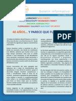 Boletin Año 2 - Nº 06 - Medicus Mundi Navarra Delegación Peru