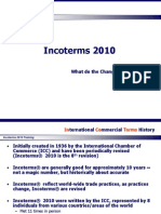 Incoterms 2010 Presentation