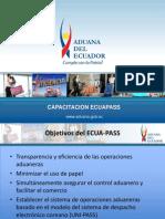 CAPACITACION ECUAPASS