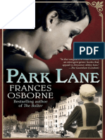 Park Lane by Frances Osborne (Excerpt)