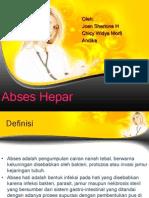 abses hepar