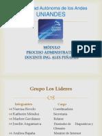 Diapositivas 1 Ro Admin is Trac Ion A