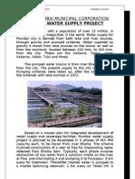 Mumbai Water Supply Management