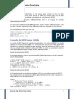 Lab Consultas MDX