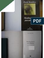 Bourdieu, Pierre - Reflexiones Pascal Ian As