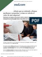 YPF abrió un debate ¿cómo se calcula el valor de una empresa_ – iProfesional