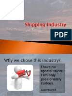 Analysis of Pakistani Shipping Industry