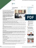 El Porvenir | Local | Construiría Enríquez prepa en San Bernabé