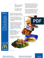 Chicken Factsheet