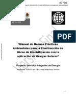 Manual Amb Para Construcc de Obras de Electrifi Con Granjas Solares_BM