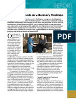 Workforce Needs in Veterinary Medicine