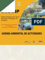 Agenda Ambiental de Actividades Siranp