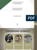 Terrorismo Químico