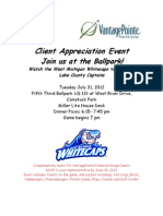 Whitecaps 2012 Invite