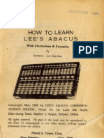 Lee Abacus