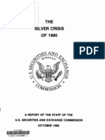 The Silver Crisis of 1980