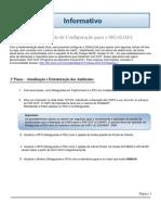 PAF-ECF Guia de Configuracao Para o SIGALOJA