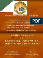 International Marketing Power Point Presentation_Nayeem