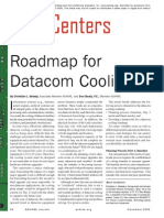 Data Centers, Roadmap for Data Center Cooling