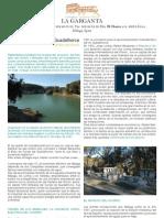 Embalse del conde de Guadalhorce - Complejo Turistico Rural La Garganta El Chorro Alora Malaga