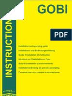 Gobi Manual Eng