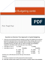 Decision Tree-cap Bud