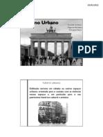 Turismo Urbano - AULA 02