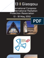 International Congress of the International Radiation Protection Association - IRPA13-Final-programme