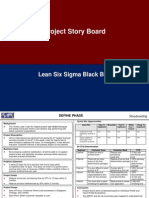 Lean Six Sigma Project
