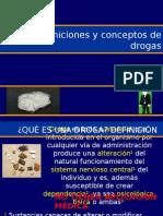 1. drogas conceptos básicos