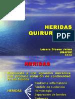 1. HERIDAS QUIRURGICAS