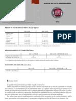 FIAT Idea Adventure Manual Usuario