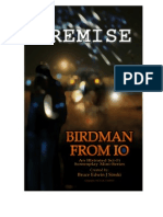 Birdman From Io Tagline Synopsis  - revision