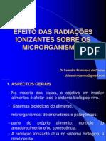 efeitos da radiação no organismo