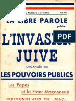 La Libre Parole - 19330505