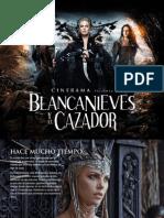 Blancanieves y el Cazador - Revista Cinerama