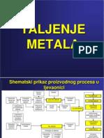 10. Taljenje metala - Peći