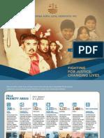 CRLA 2011 Annual Report