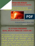 1 - PROVAS DE FOGO